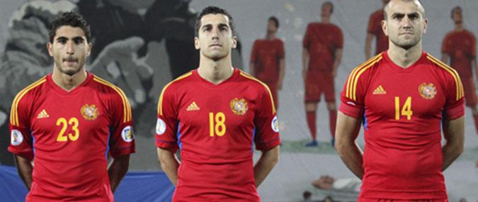 матч Армения - Беларусь [25.03.16] онлайн